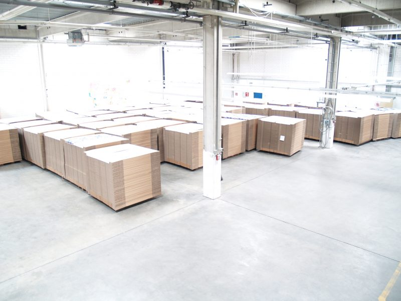 PAL-Box Versand POS-Logistik
